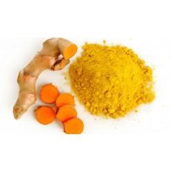 Κουρκουμάς ( κιτρινόριζα ή χρυσόριζα)