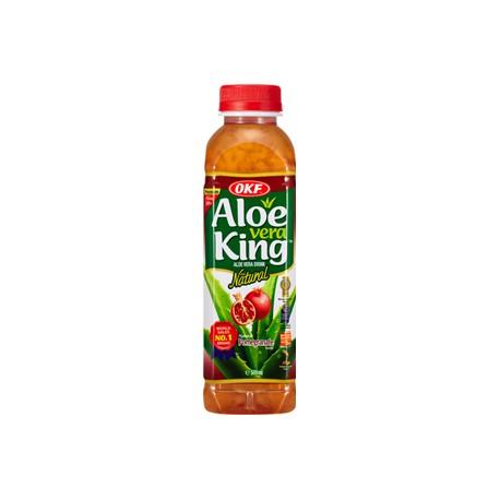 "30% Aloe Vera King OKF "" Ρόδι "" - 500 ml"