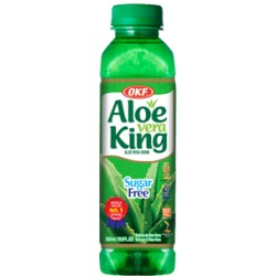 "30% Aloe Vera King OKF "" Natural"" χωρίς ζάχαρη- 500 m"