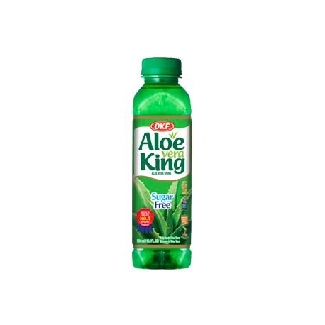 """30% Aloe Vera King OKF """" Natural"""" χωρίς ζάχαρη- 500 m"""