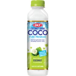 COCONUT  SUGAR FREE- 500 ml