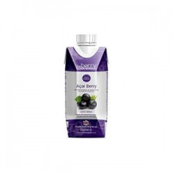 ALL NATURAL ACAI BERRY 330ml