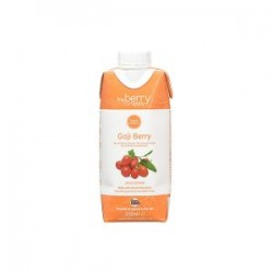 ALL NATURAL GOJI BERRY 330ml