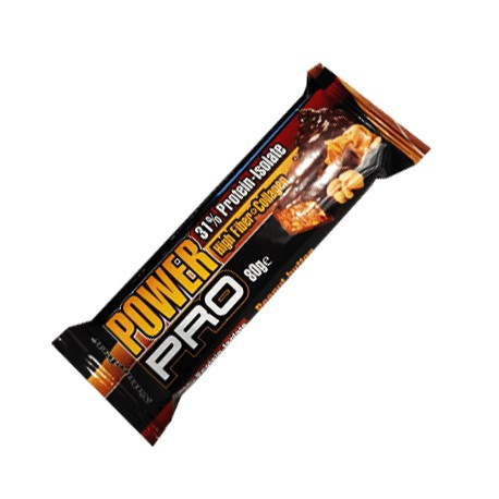 Power Pro - Peanut Butter (Φυστικοβούτυρο) 80γρ