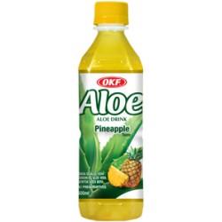 Ποτο με Aloe Vera OKF, Ανανά - 500 ml