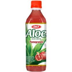 Ποτο με Aloe Vera OKF, Ρόδι