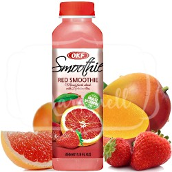Smoothie Κόκκινο, OKF 350 ml