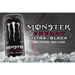 Ultra Black Energy Drink 500ml