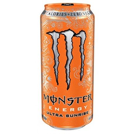 Ultra Sunrise Energy Drink 500ml