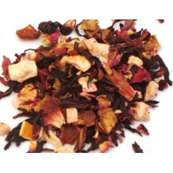 TEA FRUITS-HAPPINESS /CHERRY-RABERRY-VANILLIA/