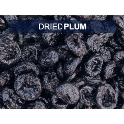 Plum pitted - OSMOTIC DRYING